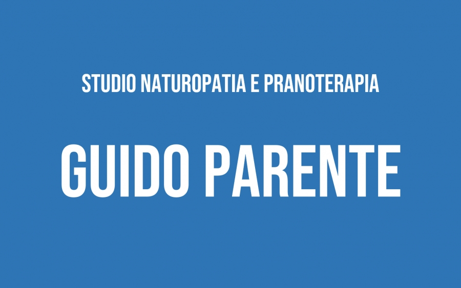 Studio Naturopatia-Pranoterapia Guido Parente